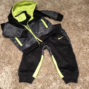 NIKE 12 month Track Suit